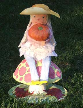 Pumpkin elf